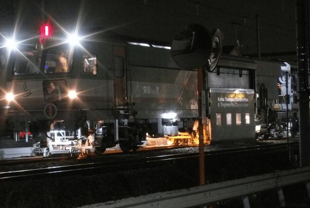鉄道工事 きつい