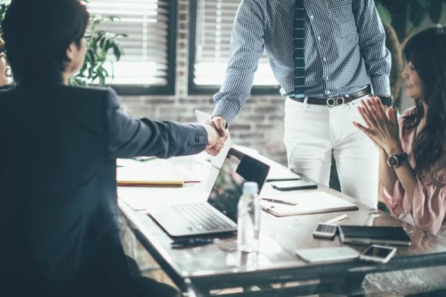 転職エージェントと出会い、真剣に転職を考えるように